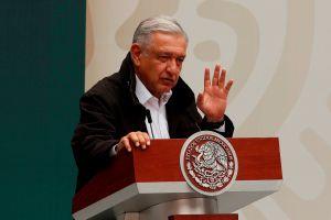 AMLO pide disculpas a nombre del estado, al cumplirse 6 años de Ayotzinapa