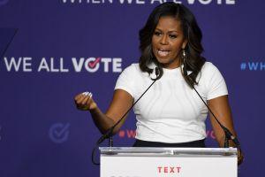 Michelle Obama tuvo la mejor respuesta a la pregunta que le hizo un conductor sobre su vida sexual