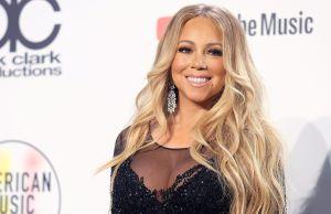 Ella es la actriz que interpretará a Mariah Carey en la serie de Luis Miguel