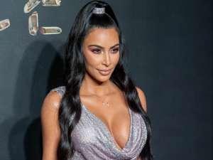 Los leggins transparentes de Kim Kardashian dejaron ver su ropa interior el día de su cumpleaños número 40