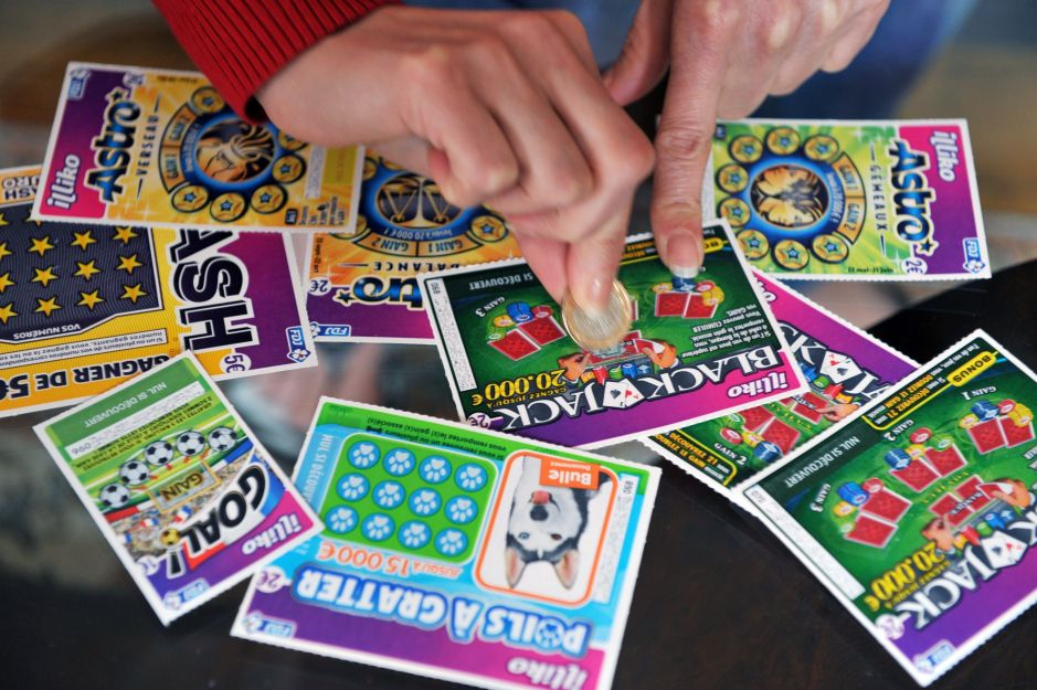 """Ganar un premio de lotería de seis cifras fue """"un momento único en la vida"""""""