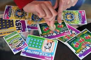 La equivocación de un empleado de tienda le llevó a ganar la lotería