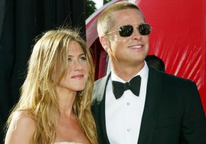La foto del reencuentro virtual de Brad Pitt y Jennifer Aniston en un evento de caridad