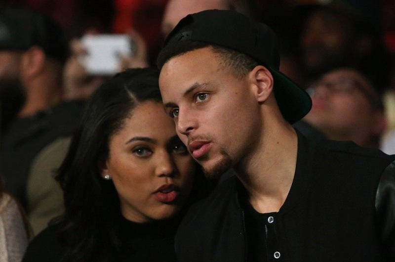 Conoce el auto que maneja Ayesha Curry, la esposa de Stephen Curry