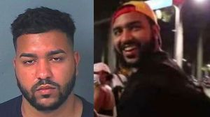 Arrestado un hombre que vandalizó un vehículo policial en Miami y que utilizó una gorra de Venezuela para despistar