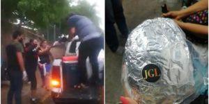"""Hijo de """"El Chapo"""" Guzmán envía tortas a personas afuera de hospital en Sinaloa"""
