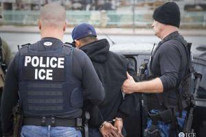 ICE captura más de 300 inmigrantes con historial delictivo en Los Ángeles
