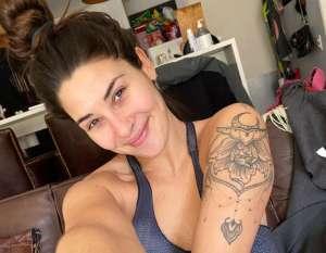 Ivana Nadal causa revuelo con un bikini blanco hilo dental