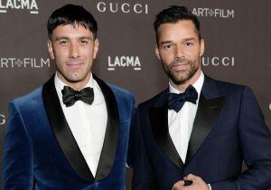 El video que muestra lo bien que se saben divertir Ricky Martin y su esposo