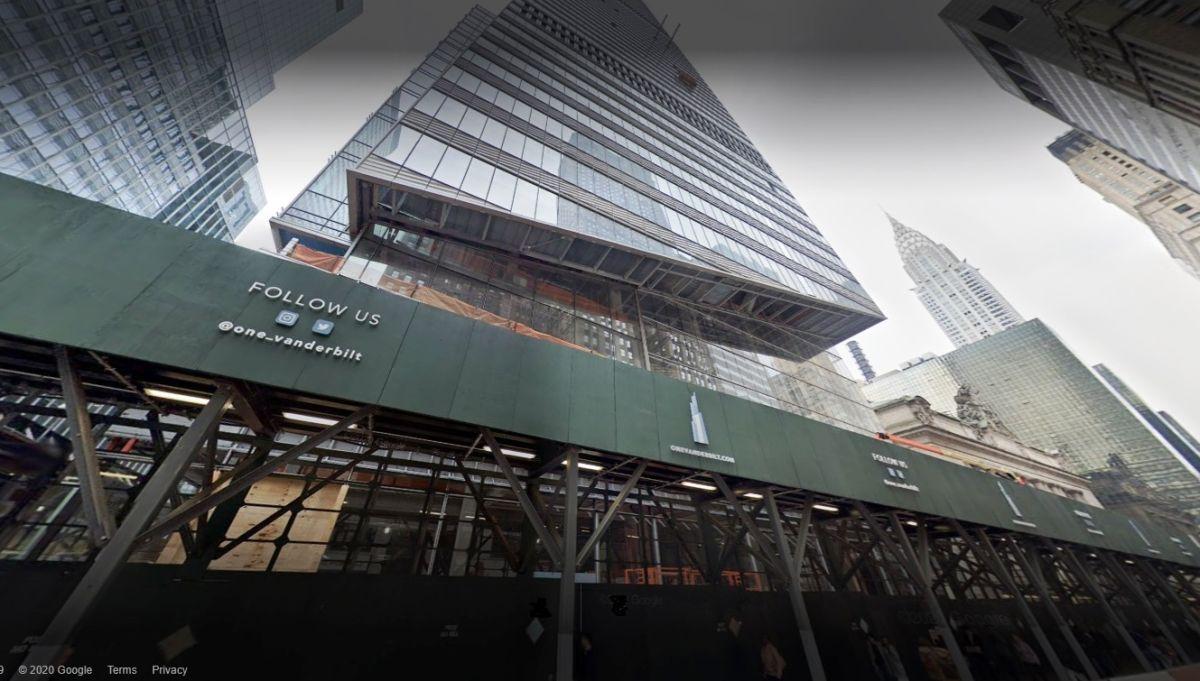 Gran apuesta al futuro: inauguran el 2do rascacielos de oficinas más alto de Nueva York