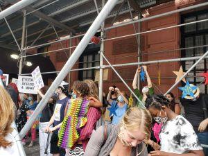 COVID impone que los desamparados no deben ser desalojados del Upper West Side