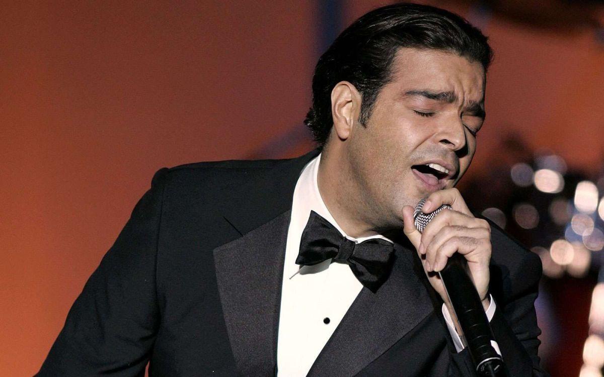 Pablo Montero, cantante mexicano.