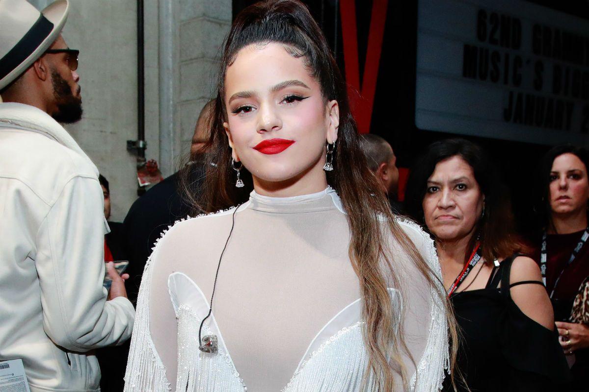 ¡Irreconocible! El video de Rosalía a los 15 años que muestra cómo lucía antes de la fama