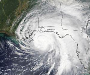 """Huracán Sally: Millones en peligro por """"históricas"""" inundaciones en el sur de EE.UU."""