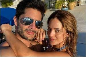 Así es la hermosa y divertida casa de Sabrina Seara y Daniel Elbittar en Miami