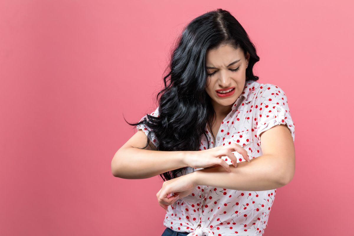 ¿La cura del eczema puede estar relacionada con la alimentación?