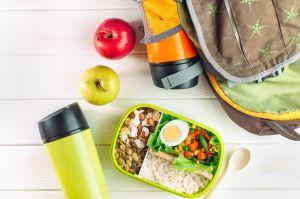 Cómo preparar un almuerzo saludable para el regreso a clases