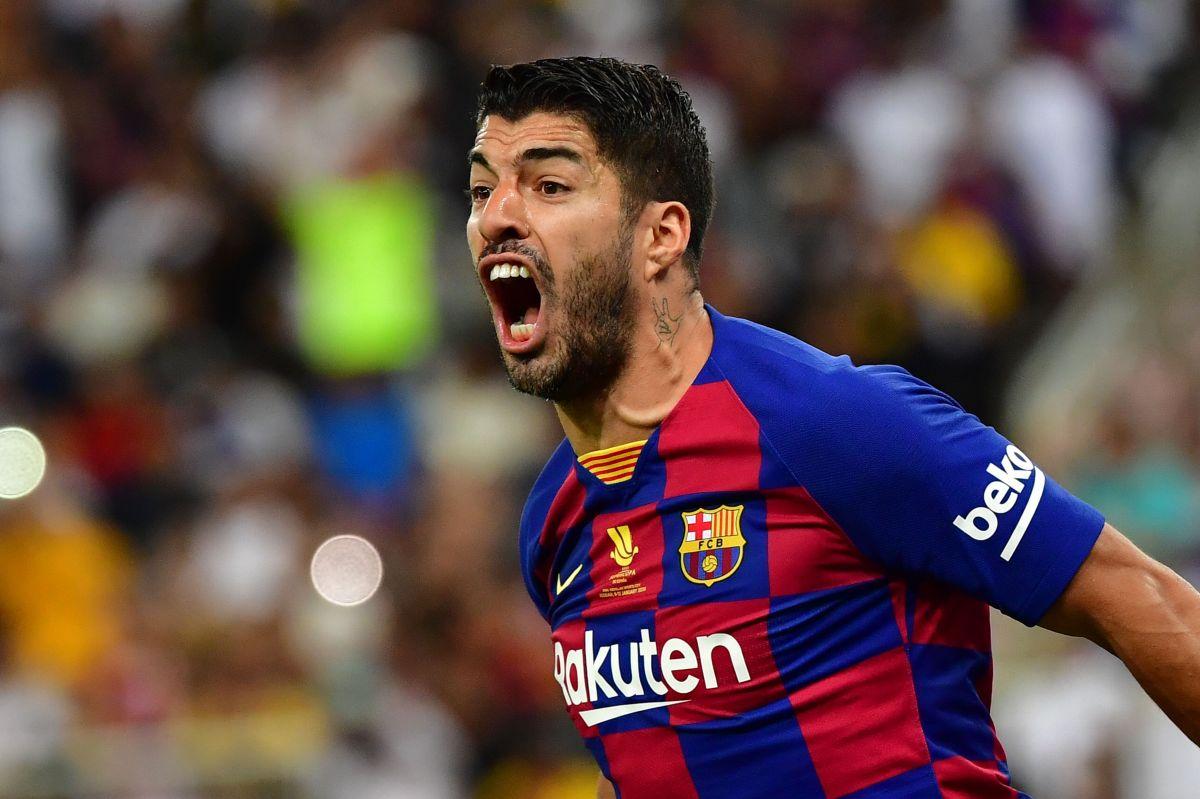 """""""No puede ni correr, tío"""": Se filtra video del entrenamiento de Luis Suárez y recibe duras críticas"""