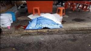 Video: Matan a taquero en la Ciudad de México porque no quiso pagar extorsión