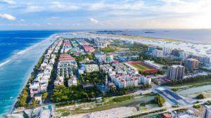 La futurista isla que construye Maldivas para sobrevivir al imparable aumento del nivel del mar