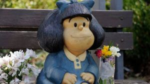 """""""Paren el mundo que me quiero bajar"""": cómo la frase más famosa de Mafalda acabó siendo una que nunca dijo"""