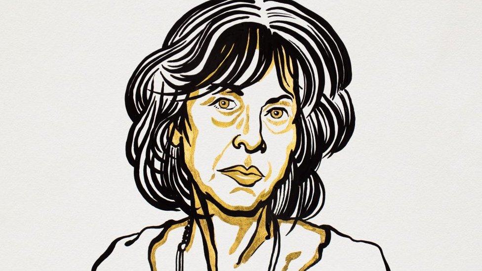 El Premio Nobel de Literatura es para la poeta estadounidense Louise Glück