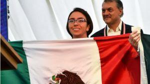 Ana Paula Jiménez, la joven mexicana prodigio de las matemáticas que no para de ganar medallas