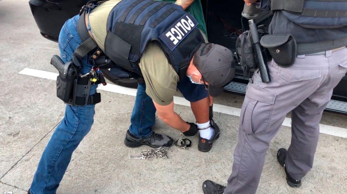 ICE quiso intimidar a indocumentados y activistas con sus elevadas multas