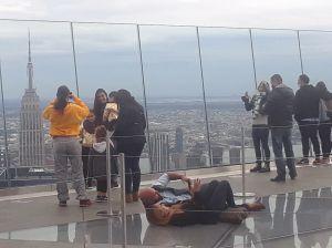 La terraza más alta del hemisferio reabre el turismo en Nueva York