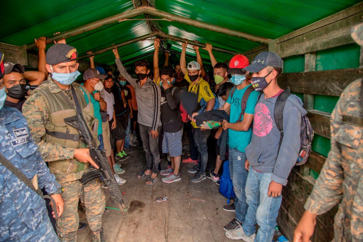 México se alista para detenciones ante posible arribo de unos 2,000 migrantes centroamericanos en nueva caravana