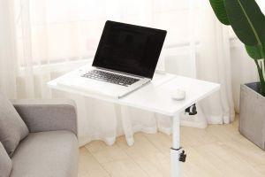 4 mesas de escritorio portátiles y móviles para trabajar en cualquier lugar de tu casa