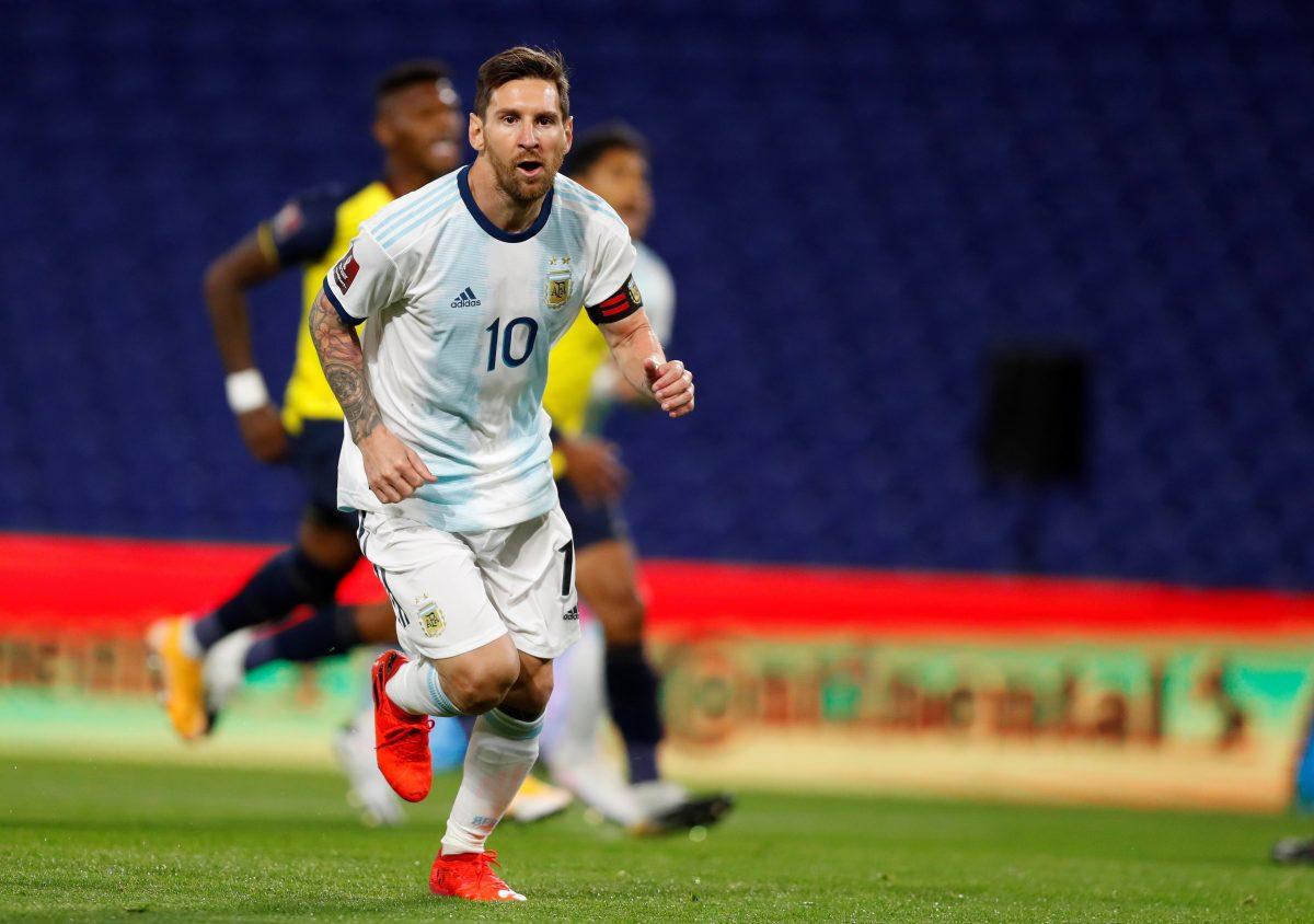 """""""Messi está bien y con nosotros está todavía mejor"""": DT de la Selección Argentina habló del nivel del astro"""