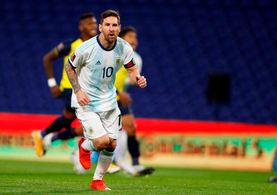 """""""Hoy me obsesiona menos el gol"""": Lionel Messi reveló que están cambiando sus prioridades"""