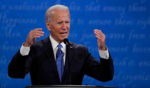 """Biden califica a Trump de """"grosero"""" por ataques contra su hijo"""