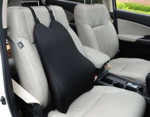 Los mejores cojines de apoyo lumbar para estar más cómodo mientras manejas tu auto