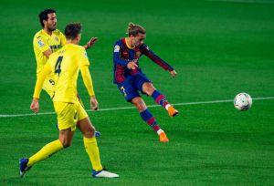DT de Francia asegura que en el Barcelona no aprovechan el talento de Antoine Griezmann