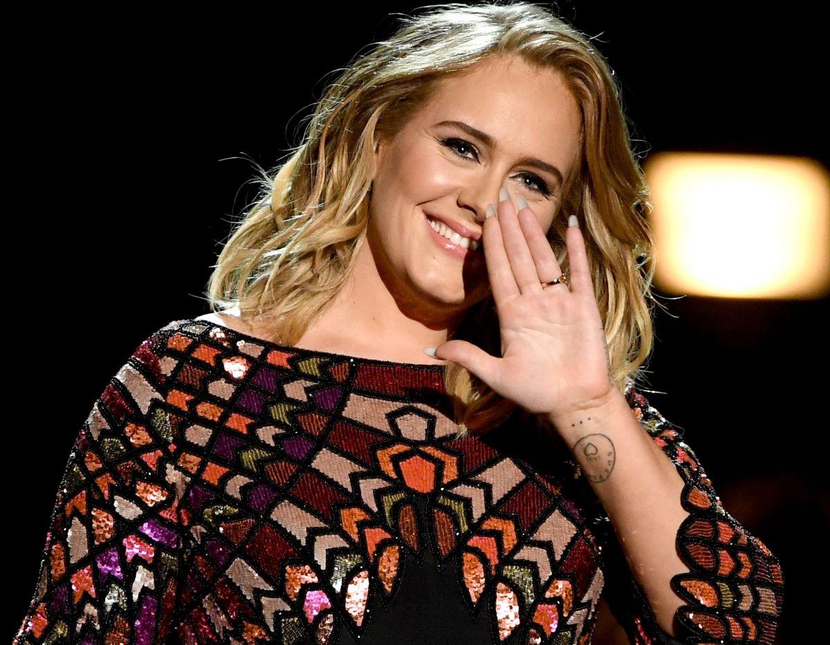 Adele le salvó la vida a una de sus mejores amigas