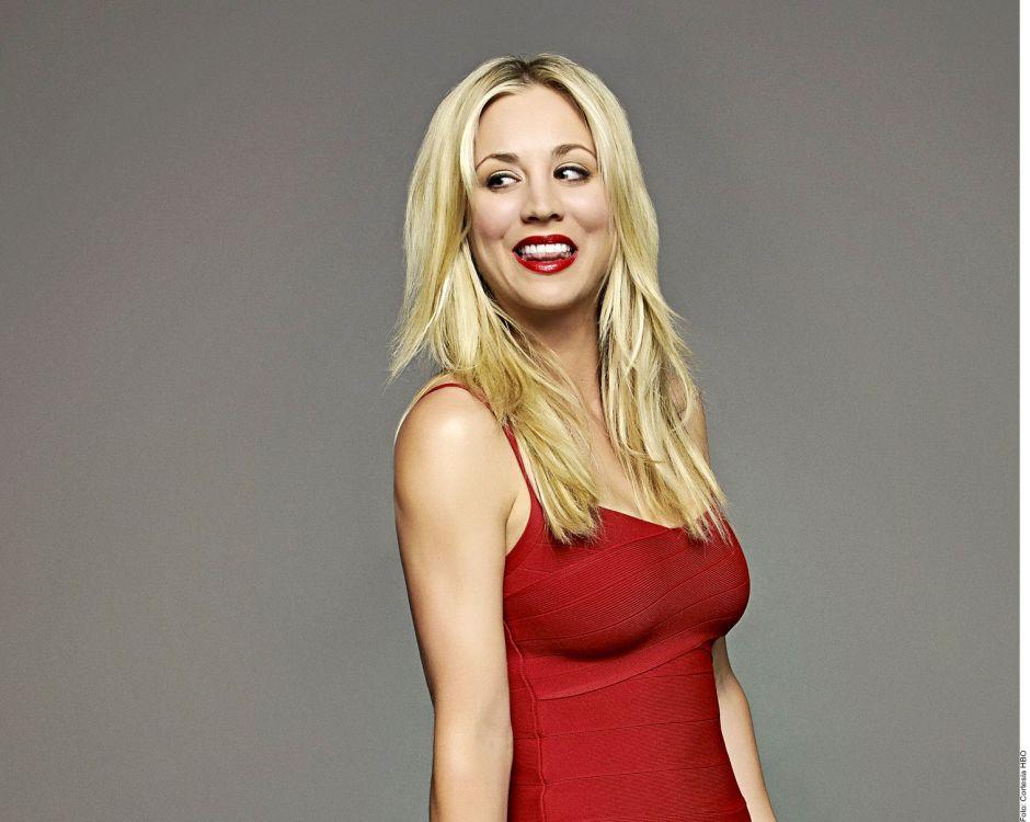 """Kaley Cuoco de """"The Big Bang Theory"""" da un giro en su carrera y deja la comedia"""