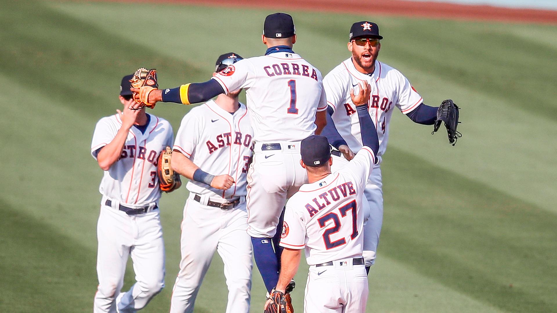 Astros Athletics serie