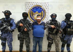 Detienen al Azul, sucesor del Marro; lo culpan de masacres en Guanajuato