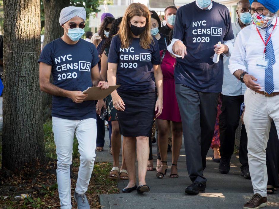 En la Gran Manzana el Censo 2020 terminó con la participación del 61.8% de los neoyorquinos