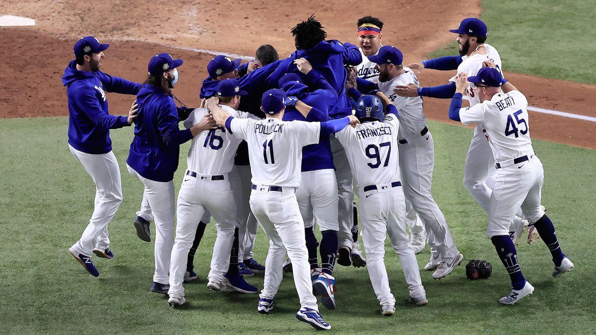 Los Dodgers son campeones de MLB 32 años después