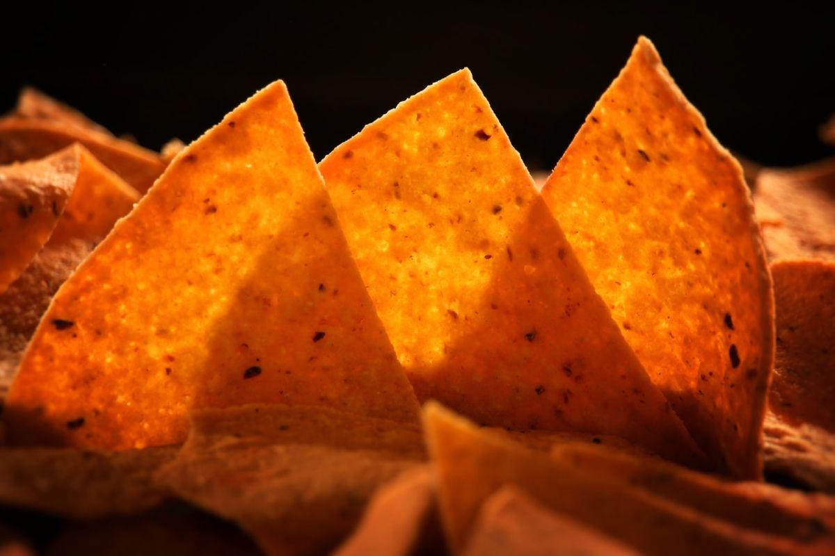 ¿Qué es lo que realmente hay en los Doritos?