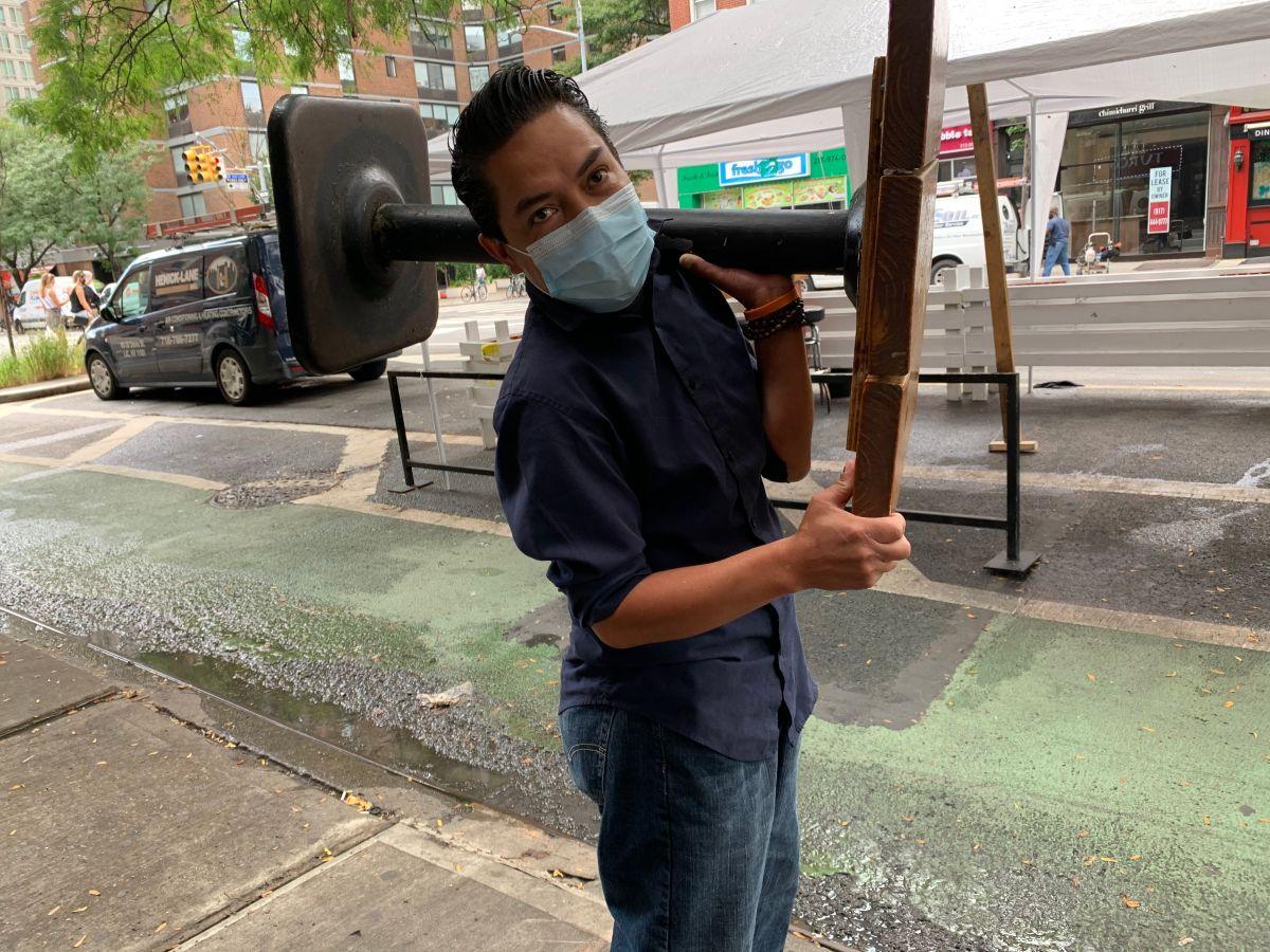Avanza proyecto de ley para extender restaurantes al aire libre de manera permanente en NYC