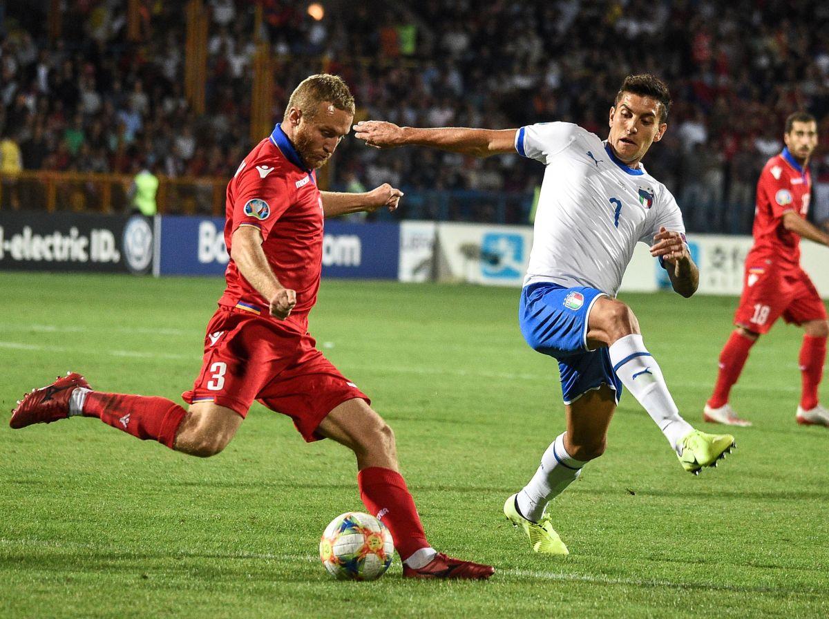 El capitán de la selección de Armenia deja el fútbol para ir a la guerra
