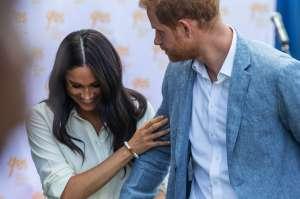 Meghan Markle y Harry abandonaron la realeza y ahora son padres entregados