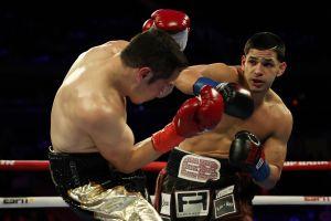 """Edgar Berlanga, el """"monstruo"""" del boxeo que sorprendió a Mike Tyson y quiere enfrentar a """"Canelo"""" Álvarez"""