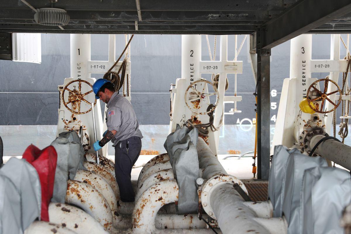 Los trabajos en el sector del petróleo y el gas son los mejor pagados pero ofrecen los mayores riesgos