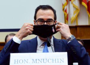 Secretario del Tesoro urge al Congreso utilizar los $455,000 millones de Ley CARES para cheque de estímulo