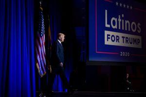 Trump lanza plan económico para latinos con tal de ganar su voto